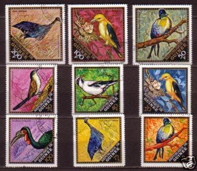 Birds_Guinee_9_stamps_1971.jpg